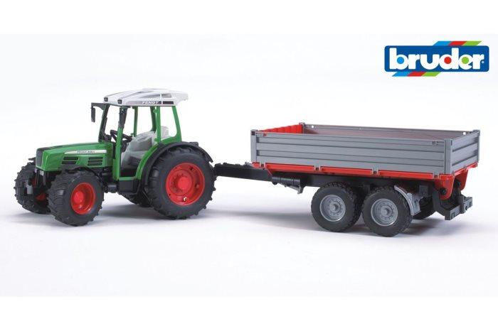 BRUDER AGRI TRATTORE FENDT C-RIM     2104