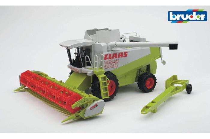 BRUDER AGRI MIETITRICE CLAAS     2120