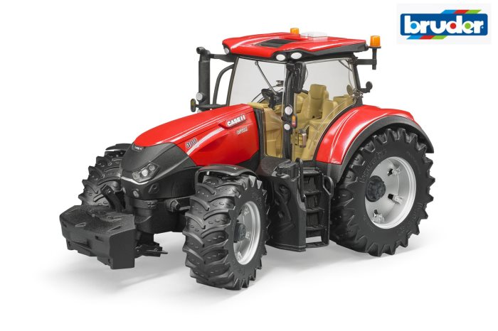 BRUDER AGRI TRATTORE CASE OPT300     3190