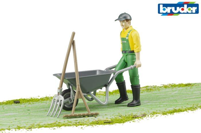 BRUDER AGRI ACCCONTADINO C-ACC    62610