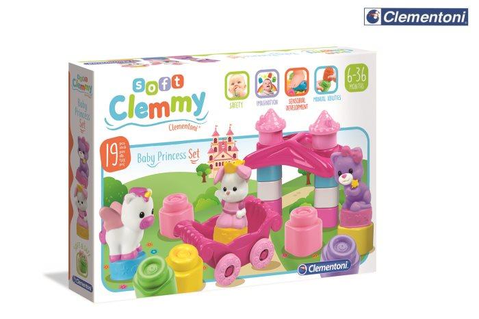 CLEM BABY CLEMMY PRIMA PRINCIPESSA    17203