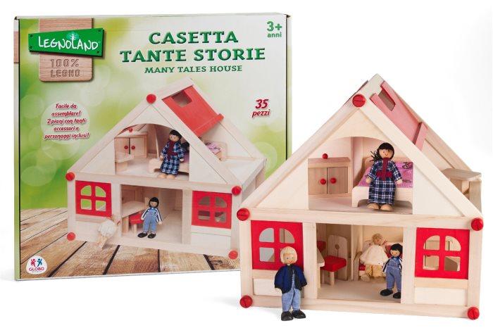 CASETTA LEGNO C-PERSPZ35    35686