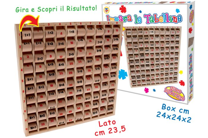 GAMES TABELLINE    40185