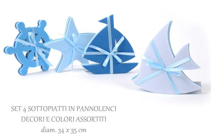 PIATTO SEGNAPOSTO PANNOLENCI PZ4    57579