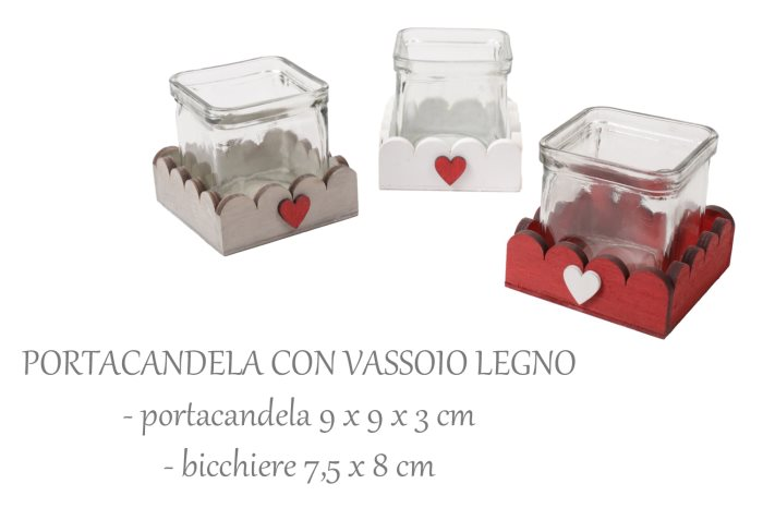 BUGIA P-TEALIGHT C-VASSLEG1PS    84490
