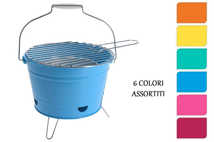 BARBECUE SECCHIO COLOR CM22